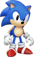 Speed Battle Classic Sonic