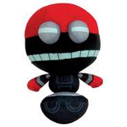 Tomy Sonic Boom plush big head Orbot