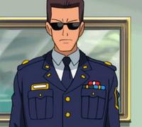 Captain Westwood Sonic X