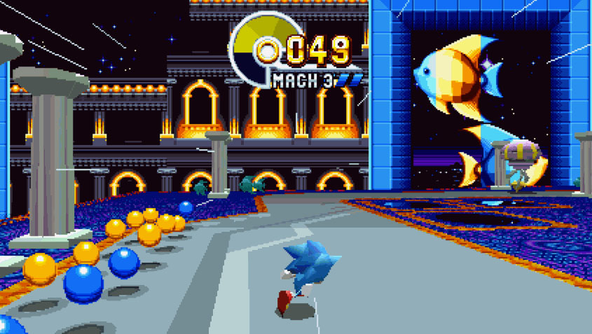 Special Stage (Sonic Mania) | Sonic News Network | FANDOM