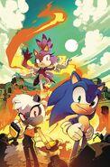 IDW Sonic 4 Raw