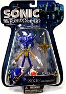 Jazwares Sonic and the Black Knight Sonic