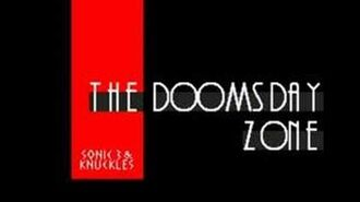 Sonic & Knuckles Music The Doomsday Zone-0