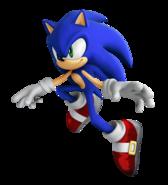 Sonic 06 Sonic art 6