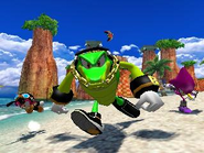 Sonic Heroes screen 7