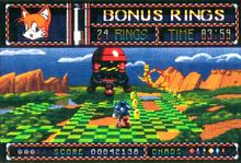 Sonic Mars