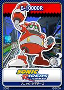 Sonic Riders karta 8