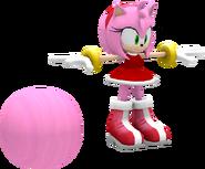Speed Battle Model Amy