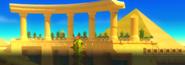 Speed Race 3 - Desert Ruins - Zone 4 - Screen 3