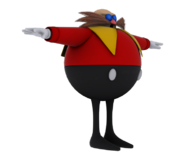 CLASSIC EGGMAN (ROBOTNIK (STH GAME SERIES)) PS3 XBOX PC