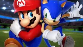 Mario & Sonic at the Rio 2016 Olympic Games Going for the Gold Now Available 3DS 30 US TV Commercial
