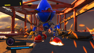 Metal Sonic Forces boss 13