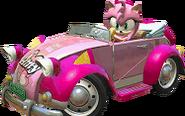 Pink Cabriolet Sprite