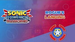 Rogue's Landing - Sonic & All-Stars Racing Transformed