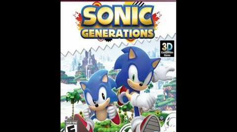 Seaside Hill Act 2 (Modern) (Sonic Heroes Seaside Hill Ocean Palace) (from Sonic Generations)