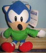 SegaSonic DressUp Sonic