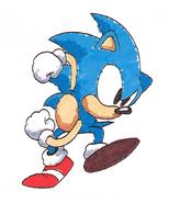Sonic 91 art 21