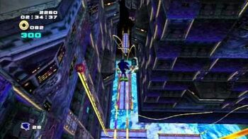 Sonic Adventure 2 (PS3) Final Rush Mission 3 A Rank