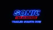 Sonic Film Trailer 01