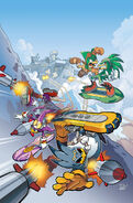 Sonic universe 34 cover by herms85-d4x73jl
