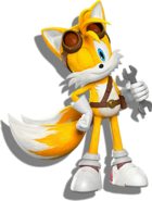 Tails FireIce 1