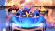 Team Sonic Racing Opening 50