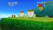 Heroes E3 Old Green Frogs
