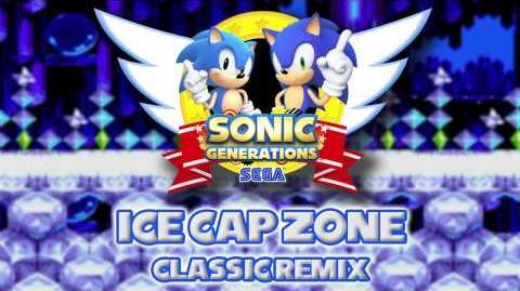 Ice Cap Zone Classic - Sonic Generations Remix