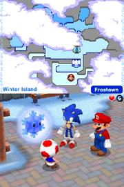 MS Winter Adventure Mode