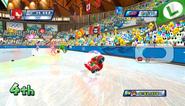 Mario Sonic Olympic Winter Games Gameplay 064