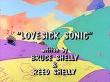 Lovesick Sonic
