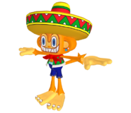 Sega Racing Model Amigo