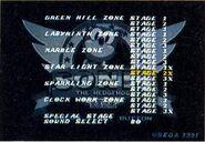 Sonic 1 Beta title screen 3