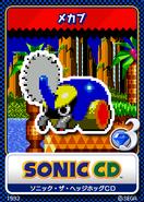 Sonic CD karta 8
