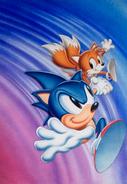 Sonic Chaos US Prototype