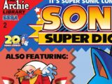 Archie Sonic Super Digest Issue 2