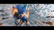Sonic waks missles