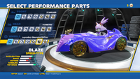 Blaze Legendary Dimension Shifters Wheels