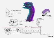Dark Eel koncept