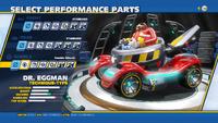 Eggman Rumble Wheels