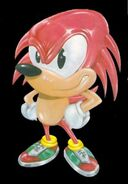 Knuckles Early