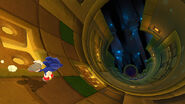 Labyrinth Zone has gone tubular