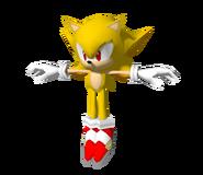 Rush Super Sonic model