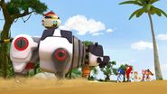 S1E11 Cowbot beach