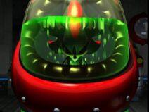 SA2 Shadow the Hedgehog in stasis