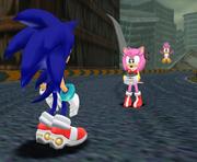 Sonic Adventure DX Cutscene 702