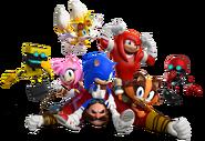 Sonic Boom cast