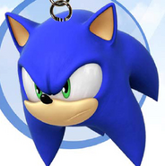 Sonic Head Artwork