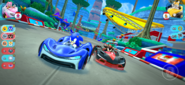Sonic Racing Promo Screen 2