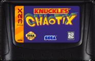 Chaotix cartucho americano